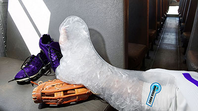 Morris Boot Baseball Recovery Solution Ankle Foot Ice Pack Thumbnail