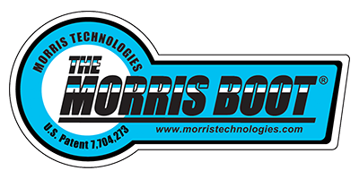 The Morris Boot Morris Technologies Ankle Foot Ice Pack